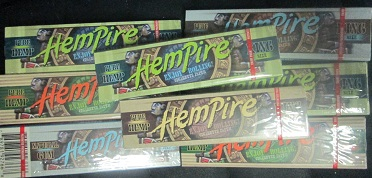 Hempire Kingsize rolling papers booklet