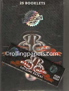 Big Bag Hemp Rolling Papers Box