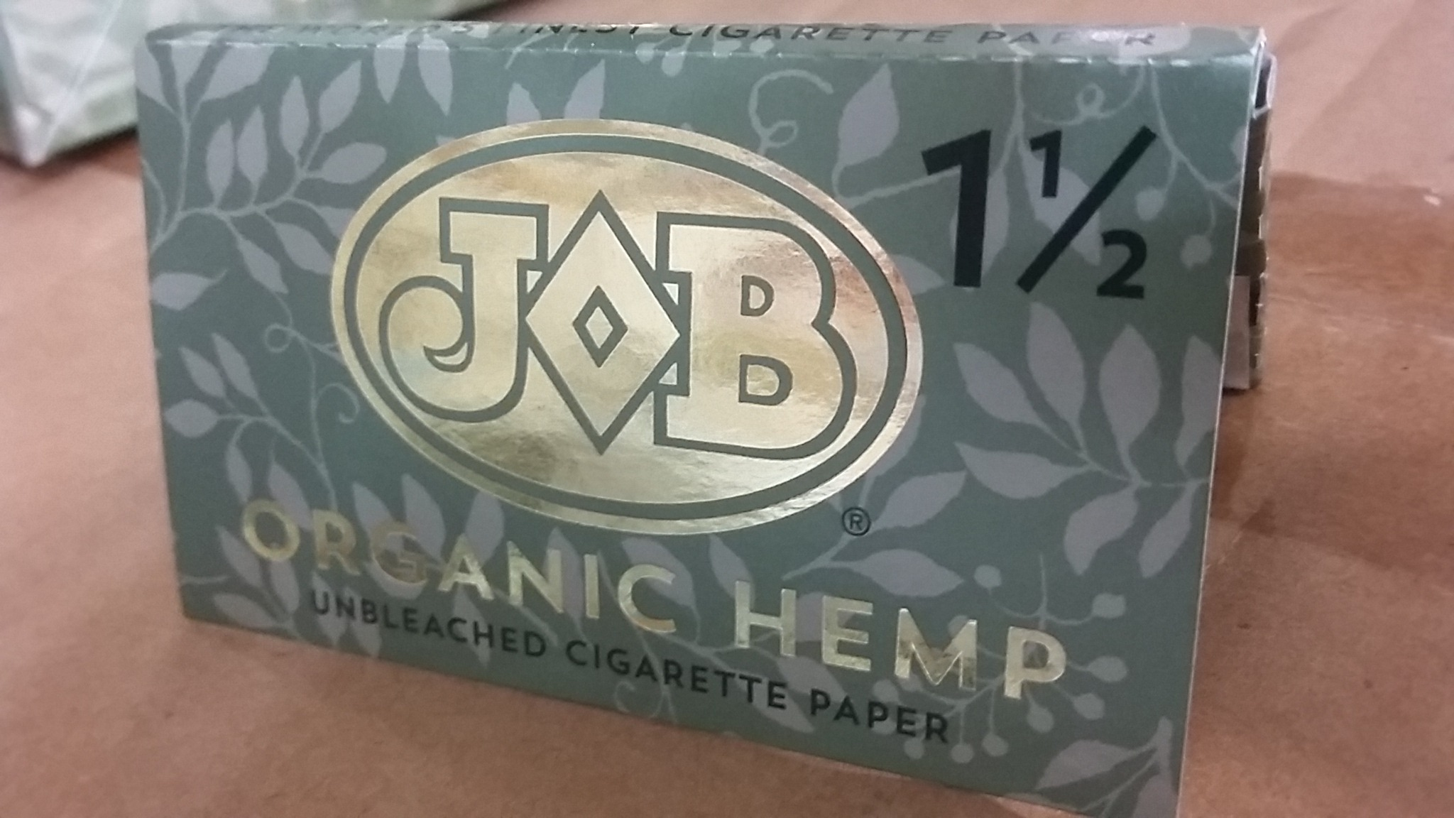 Job Hemp 1 1/2 Box