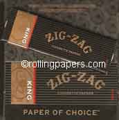 Zig Zag King Size 100 mm display box
