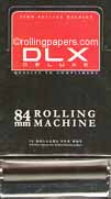 DLX 84 mm Display Box of 10 Individually Boxed Steel Hand Rollers