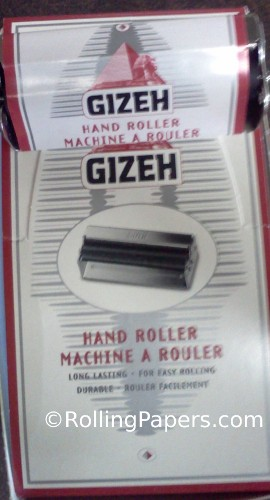Gizeh Wickler Hand Roller Box