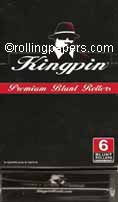 Kingpin Wholesale Priced Display Box  of SIX Cigar Rollers