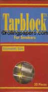 Tarblock for Smokers Reduce Amount of Nicotine and Tar Inhaled