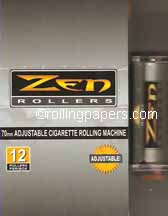 Zen 79mm Adjustable Roller Display Box 12 Rollers