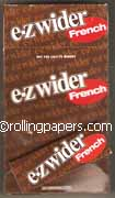 E-Z Wider French 1 1/4 Display Ready Box 24 Booklets