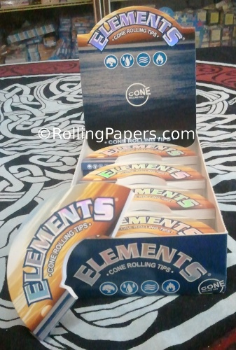 Elements cone tips box