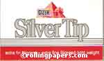 Gizeh SilverTip Extra Fine Singlewide 70mm Single Rolling Papers
