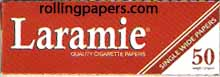 Laramie Single Wide Rolling Papers Reds Rolling Papers