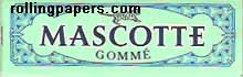 Mascotte Gomme 50 Leaf Booklet  3x Better Rolling Papers