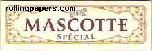 Mascotte Special 50 Leaf Booklet Lights Rolling Papers
