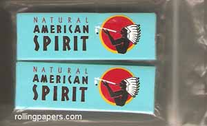 American Spirit Papers 4 Pack Rolling Papers