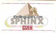 Gizeh Sphinx 100 Leaf Double Row Booklet