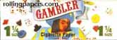 Gambler 1 1/4  Rolling Papers 78mm