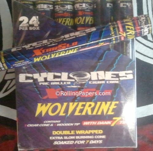 Cyclone Wolverine Box Wooden Tip